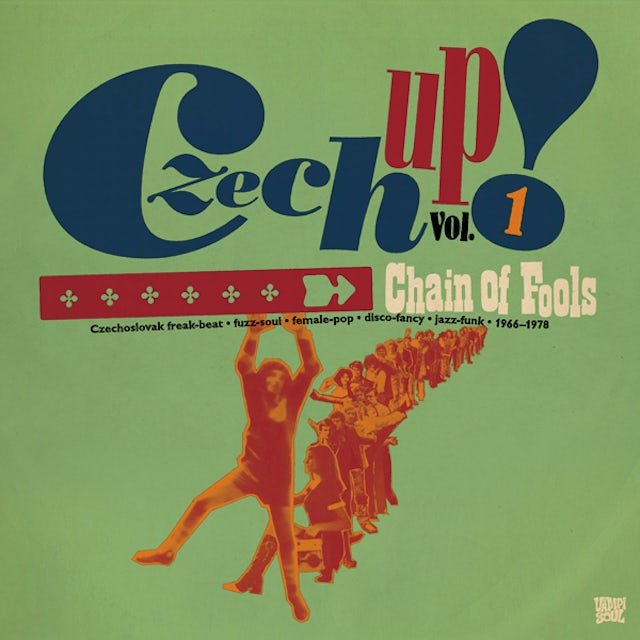 CZECH UP 1: CHAIN OF FOOLS / VARIOUS CD