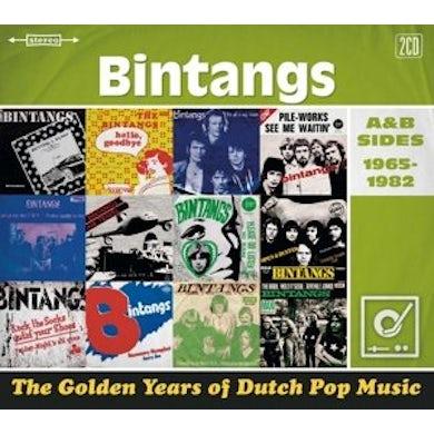 BINTANGS GOLDEN YEARS OF DUTCH POP MUSIC CD