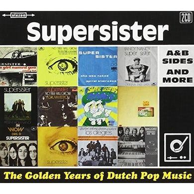 Supersister GOLDEN YEARS OF DUTCH POP MUSIC CD