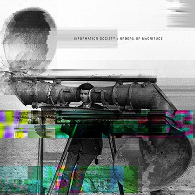 Information Society ORDERS OF MAGNITUDE CD