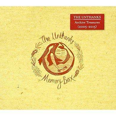 THE UNTHANKS ARCHIVE TREASURES (2005-2015) CD