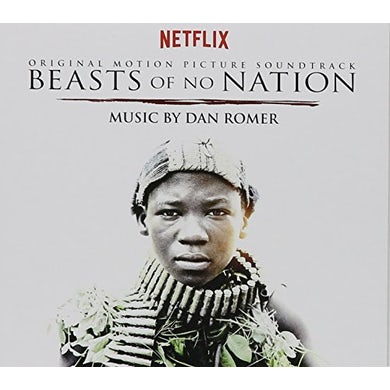 Dan Romer BEASTS OF NO NATION - Original Soundtrack CD