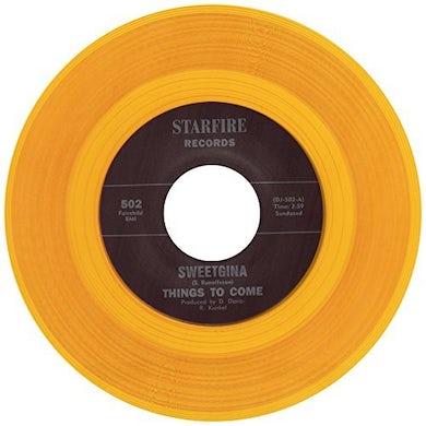 Things To Come SWEETGINA / SPEAK OF Vinyl Record