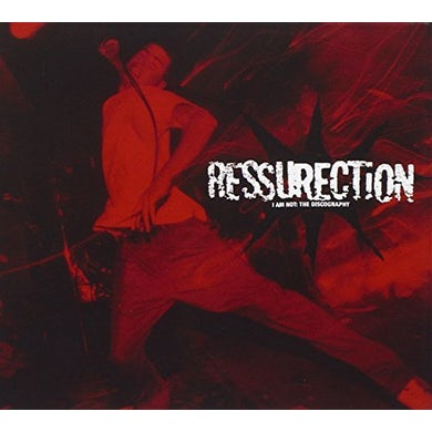 Ressurection I AM NOT: THE DISCOGRAPHY CD