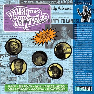 Glen Brown DUBBLE ATTACK CD