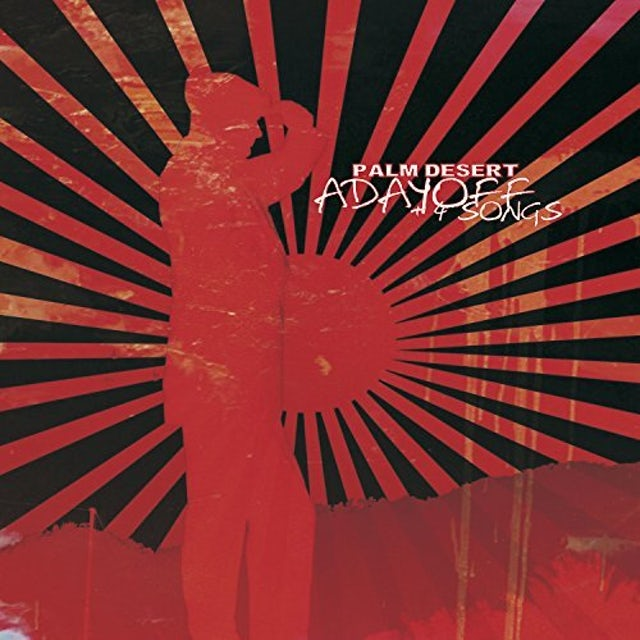 PALM DESERT ADAYOFF + 4 SONGS Vinyl Record