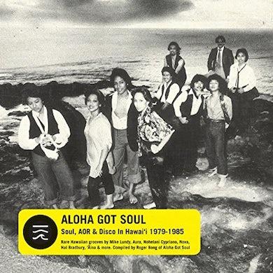 Various Artists ALOHA GOT SOUL / VARIOUS Vinyl Record