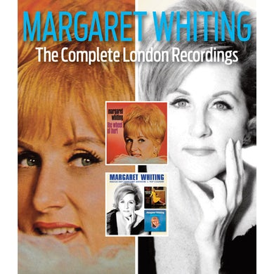 Margaret Whiting COMPLETE LONDON RECORDINGS CD