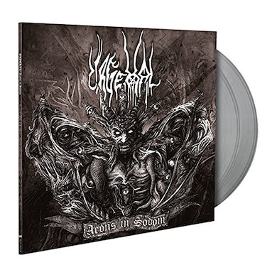 AEONS IN SODOM (CLEAR VINYL) Vinyl Record