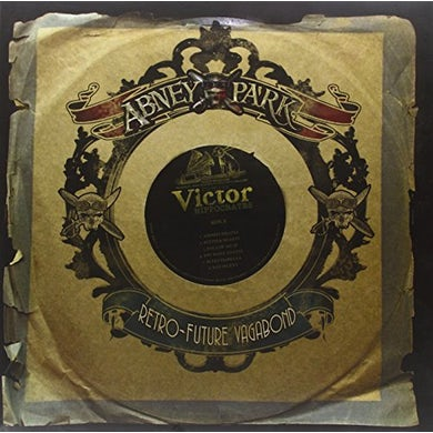 Abney Park RETRO-FUTURE VAGABOND (LTD EDITION) Vinyl Record