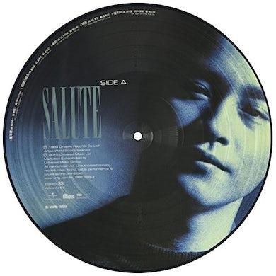 Leslie Cheung SALUTE /LTD 33 1/3 180G PICTURE VINYL VERSION B Vinyl Record