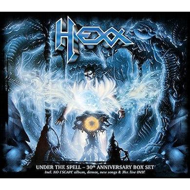 HEXX UNDER THE SPELL: 30TH ANNIVERSARY BOX CD