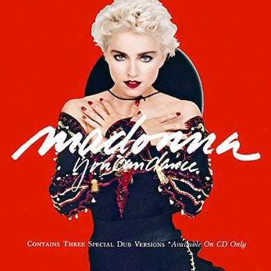 Madonna YOU CAN DANCE: LIMITED CD