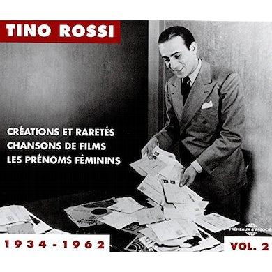 Tino Rossi ANTHOLOGY 1934-1962 VOL 2 CD