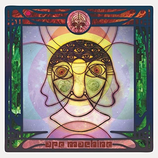 Ape Machine COALITION OF UNWILLING Vinyl Record