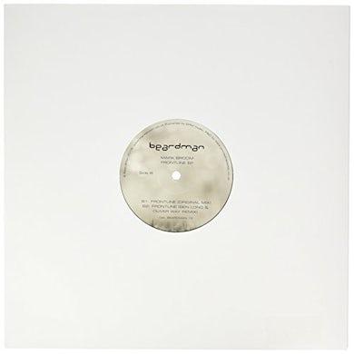 Mark Broom FRONTLINE EP Vinyl Record