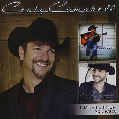 CRAIG CAMPBELL / NEVER REGRET : DOUBLE PACK CD