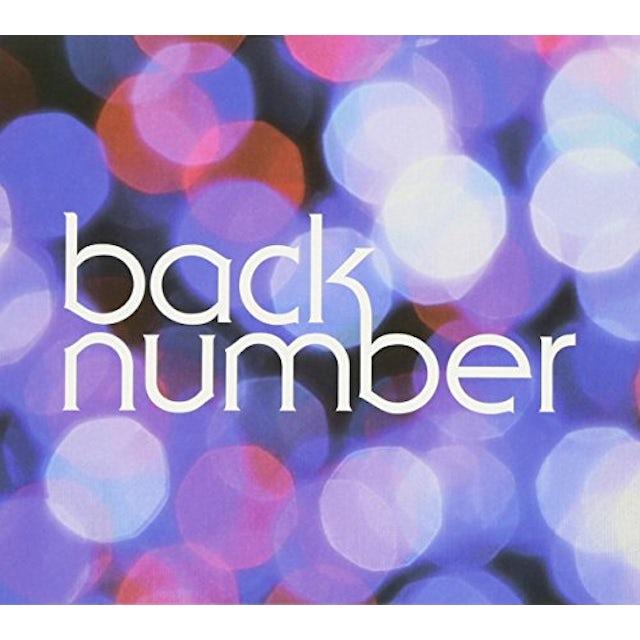 back number CHANDELIER CD