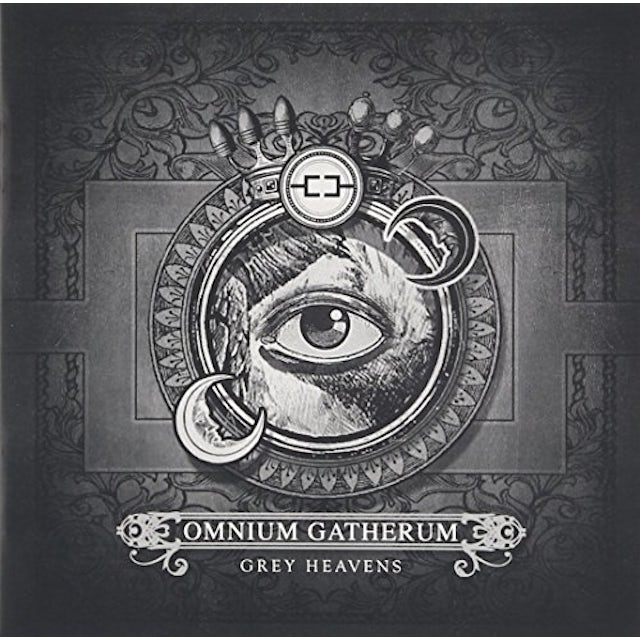 Omnium Gatherum GREY HEAVENS CD