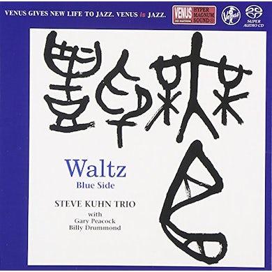 Steve Kuhn WALTZ - BLUE SIDE Super Audio CD