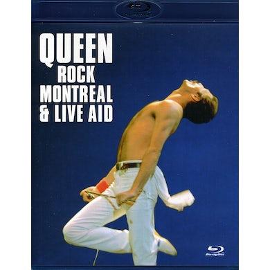 QUEEN ROCK MONTREAL Blu-ray