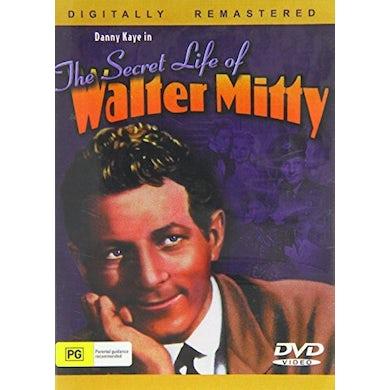 SECRET LIFE OF WALTER MITTY DVD