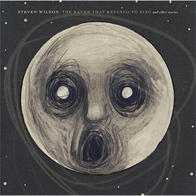 Steven Wilson RAVEN THAT REFUSED TO SING CD