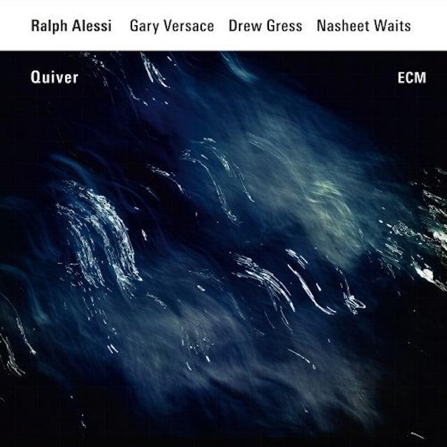 Ralph Alessi QUIVER CD