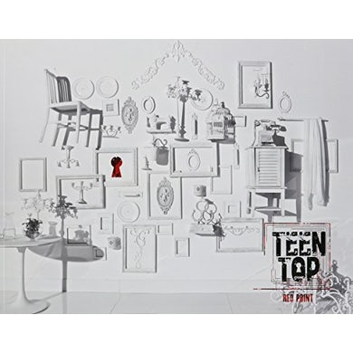Teen Top RED POINT: CHIC VERSION CD
