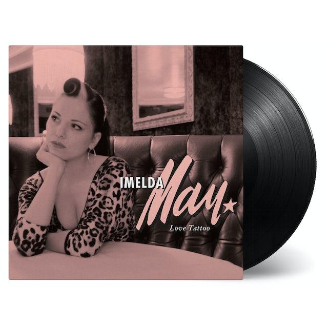 Imelda May LOVE TATTOO Vinyl Record