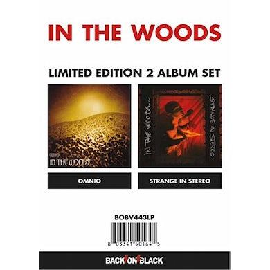 In The Woods OMNIO /STRANGE IN STEREO Vinyl Record - Colored Vinyl, 180 Gram Pressing, Red Vinyl, UK Release