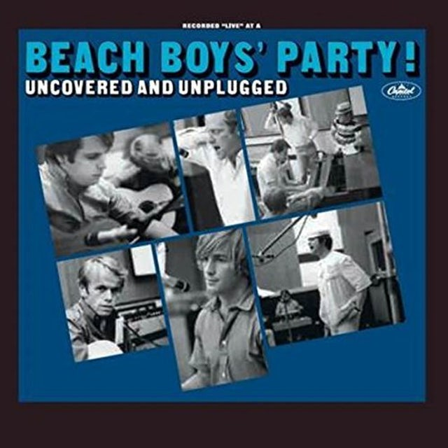 The Beach Boys PARTY! UNCOVERED & UNPLUGGED CD