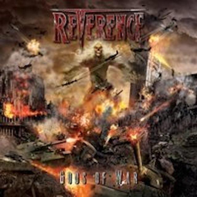 Reverence GODS OF WAR CD