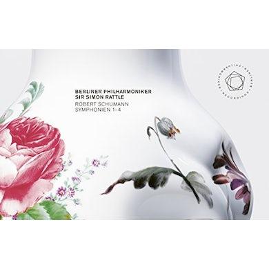 SCHUMANN SYMPHONIES 1-4 1841 VERSION CD