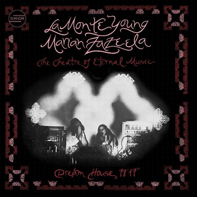 La Monte Young / Marian Zazeela / The Theatre Of DREAM HOUSE 78'17 Vinyl Record