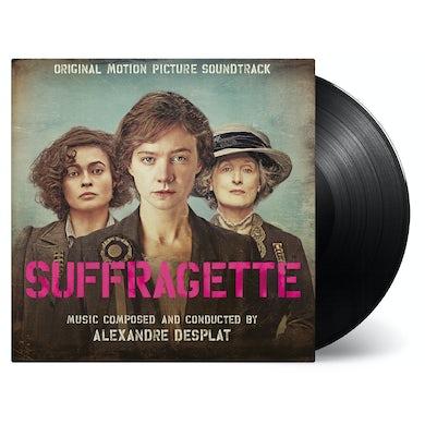 Alexandre Desplat SUFFRAGETTE / Original Soundtrack Vinyl Record