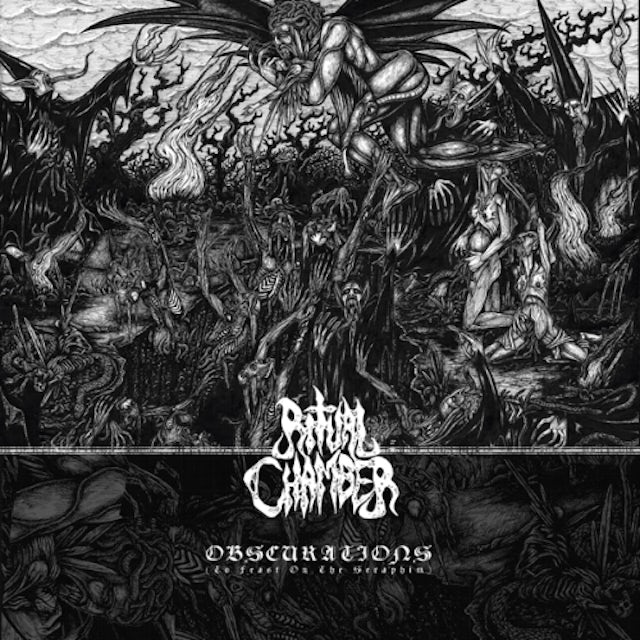 RITUAL CHAMBER OBSCURATIONS (TO FEAST ON THE SERAPHIM) Vinyl Record