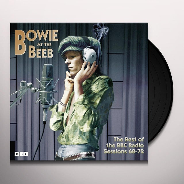 David Bowie BOWIE AT THE BEEB: BEST OF THE BBC RADIO SESSIONS Vinyl Record Box Set