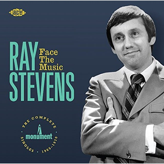 Ray Stevens FACE THE MUSIC:COMPLETE MONUMENT SINGLES 1965-70 CD