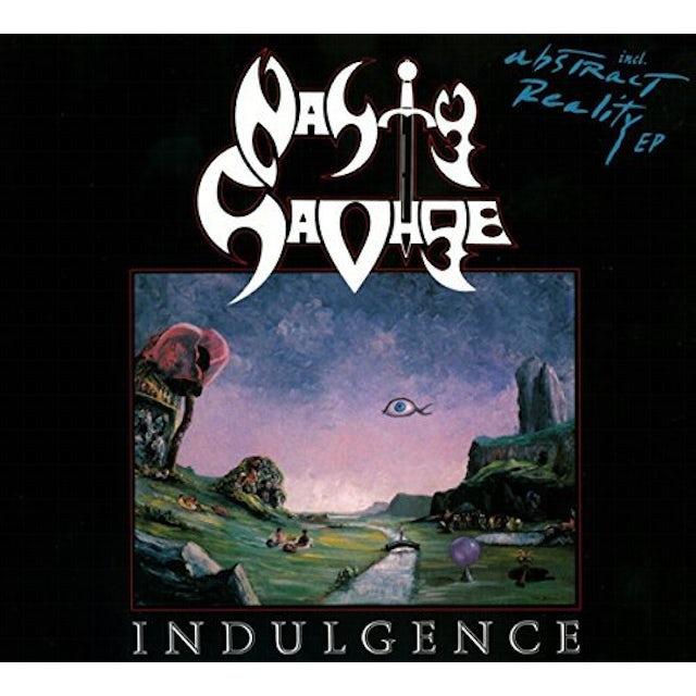 Nasty Savage INDULGENCE CD