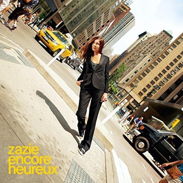 Zazie ENCORE HEUREUX CD