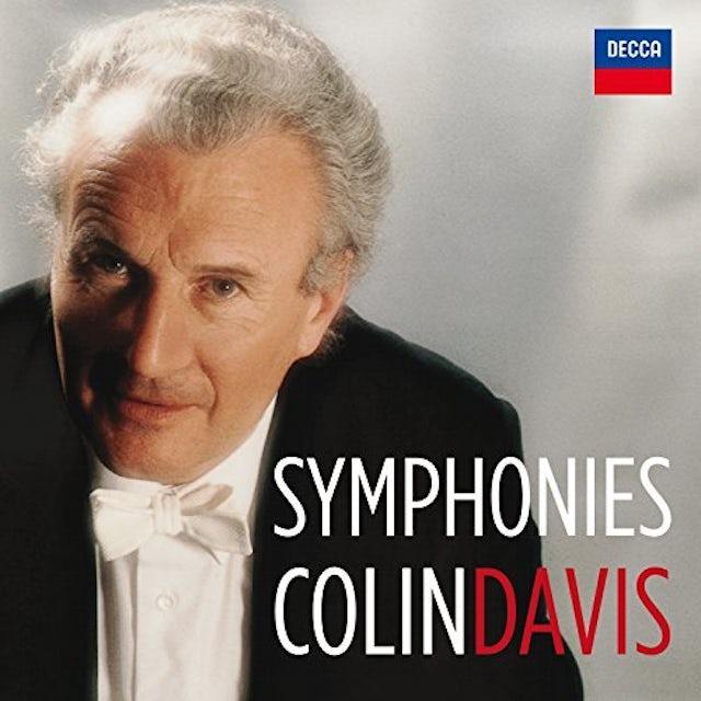 Colin Davis SYMPHONIES CD
