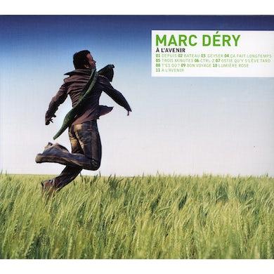 Marc Dery L'AVENIR CD