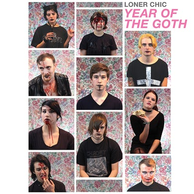 YEAR OF THE GOTH Vinyl Record