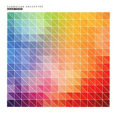 Submotion Orchestra COLOUR THEORY CD