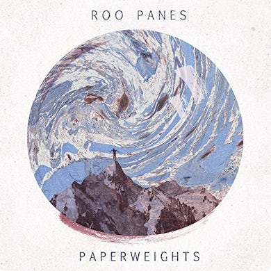 Roo Panes PAPERWEIGHTS CD