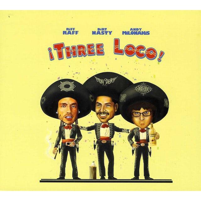 Three Loco CD
