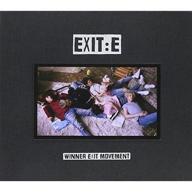 WINNER EXIT E CD