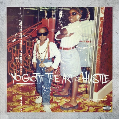 Yo Gotti ART OF HUSTLE Vinyl Record
