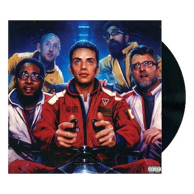 Logic INCREDIBLE TRUE STORY Vinyl Record
